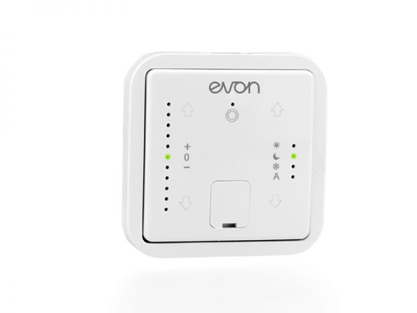 evon Smart Home Raumbediengerät