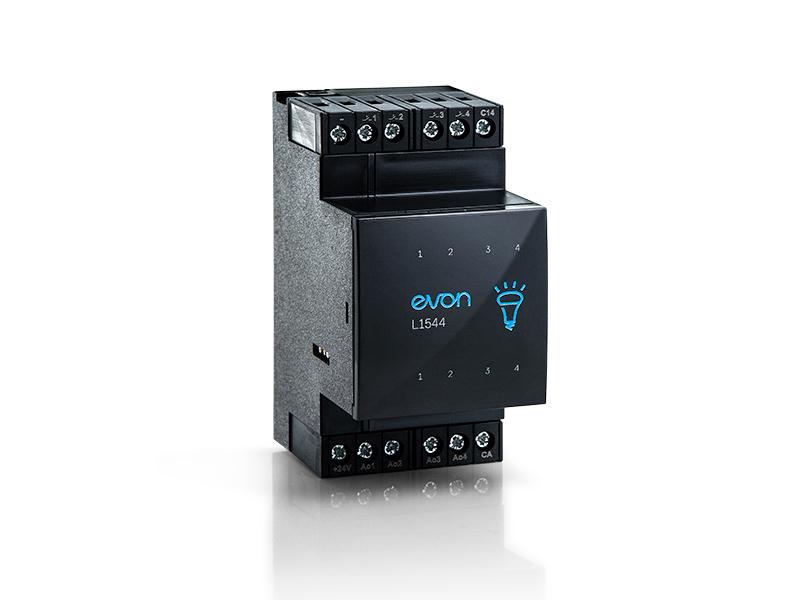 Lichtsteuerung mit evon Smart Home