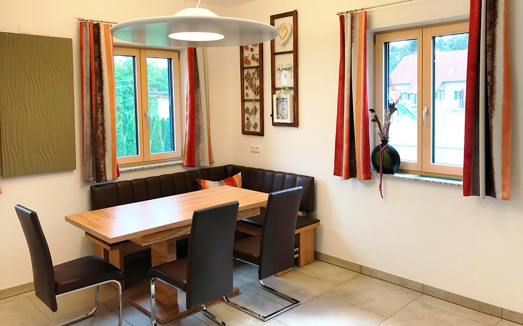 Aufenthaltsraum Smart Home evon