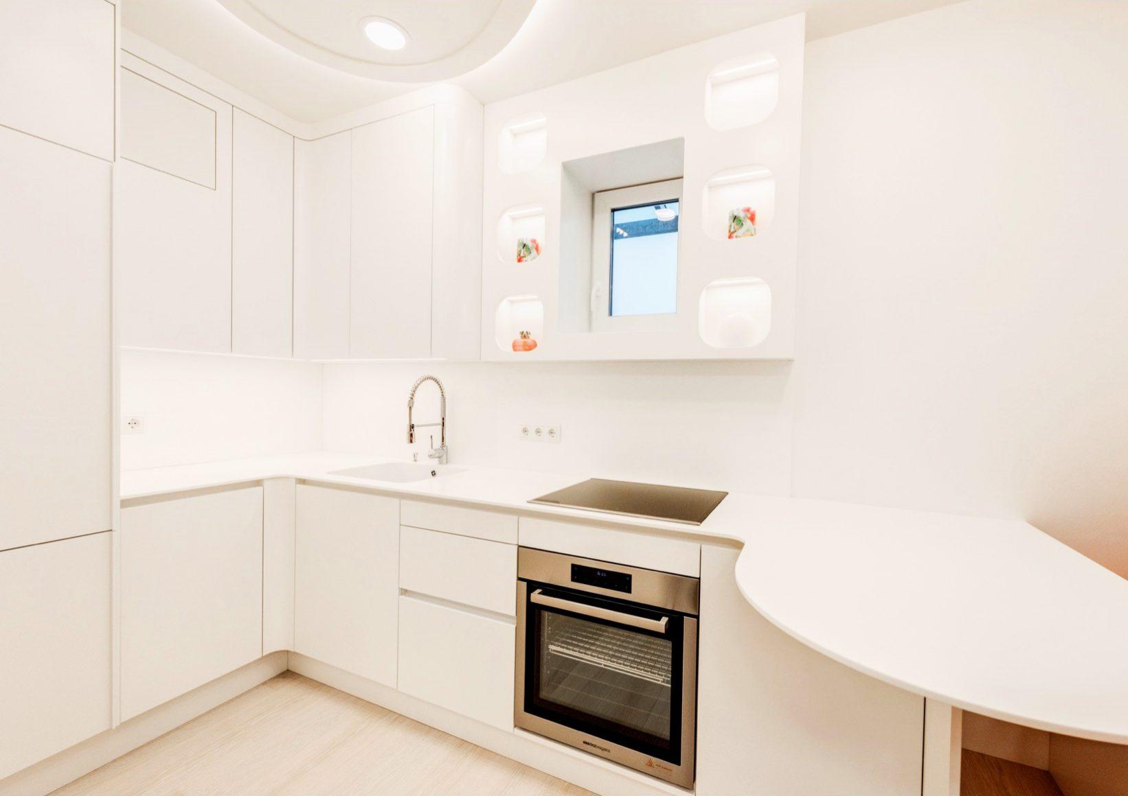 evon Smart Home moderne Küche