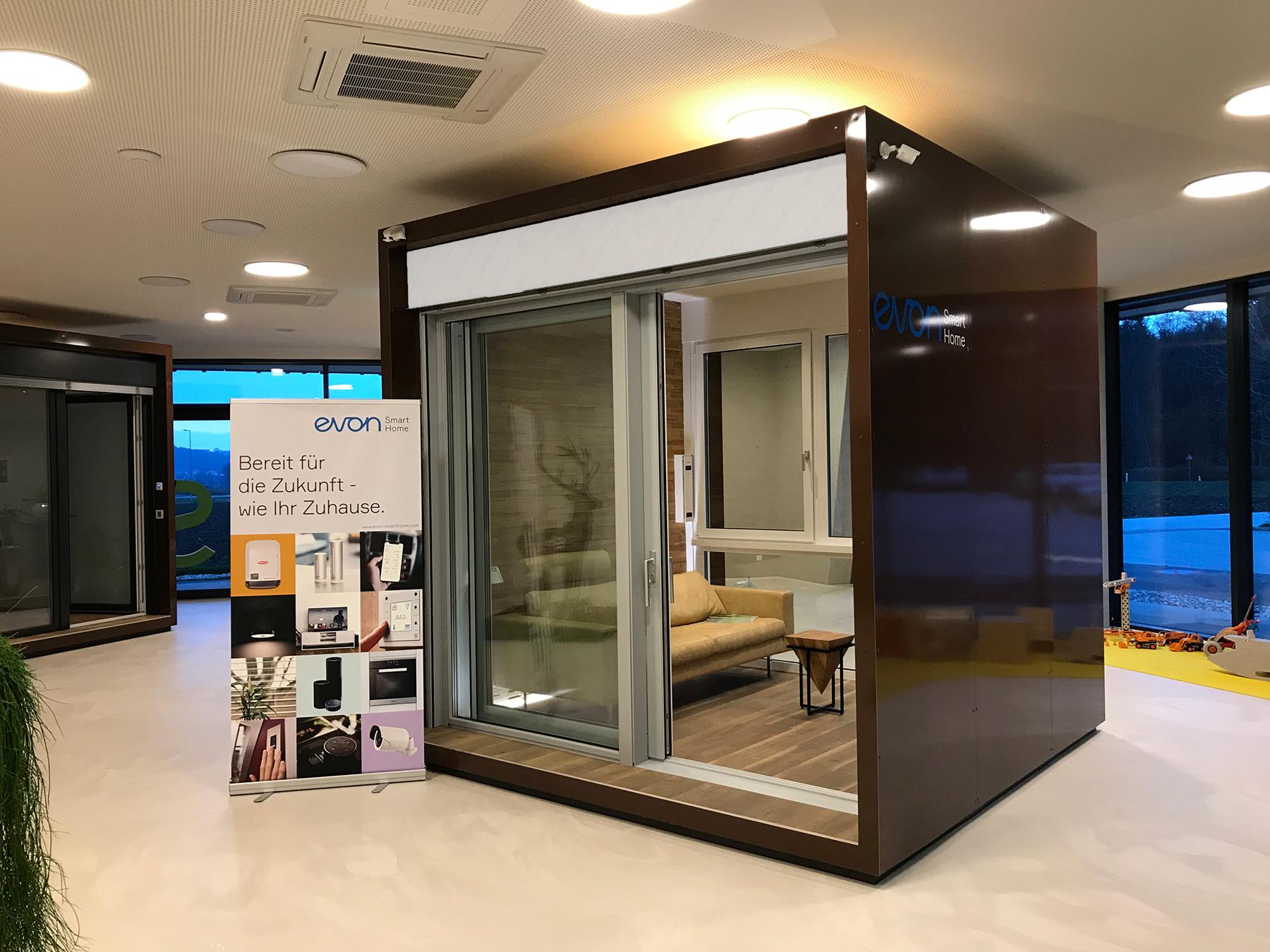 evon Smart Home Oasis Wohnwelt