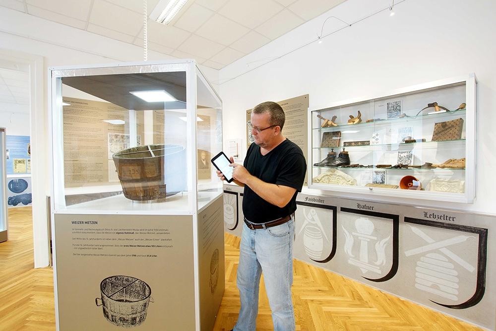 evon Smart Home im Stadtmuseum Weiz