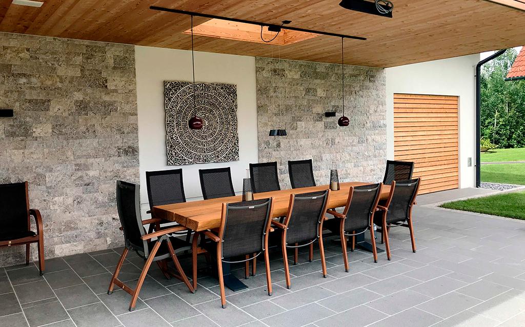 Terasse Firma Smart Home evon