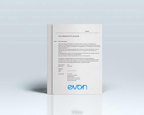 evon-Smarthome-Ausschreibung