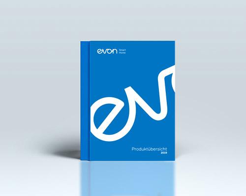 evon Smart Home Produktkatalog