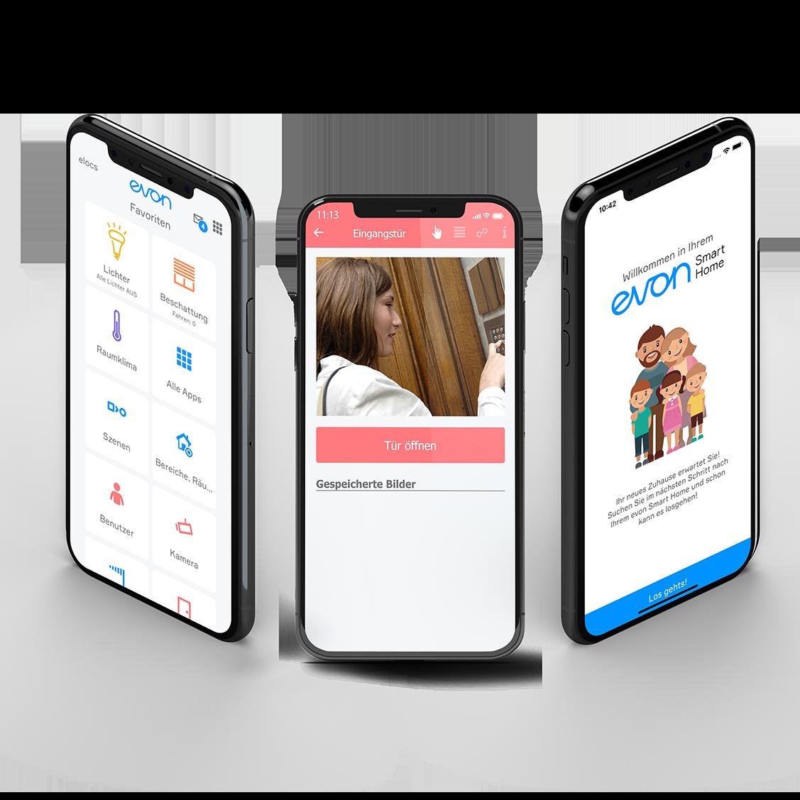 evon Smart Home App