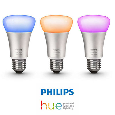 Philips hue Integration