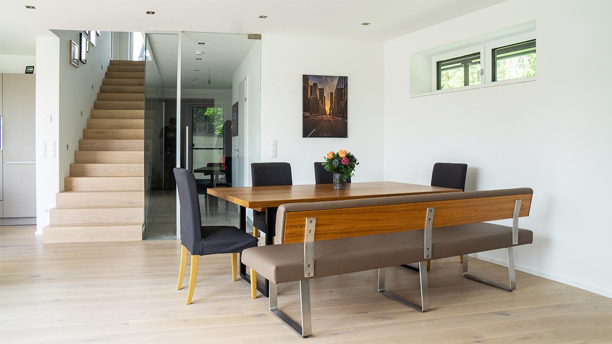 evon Smart Home Essbereich