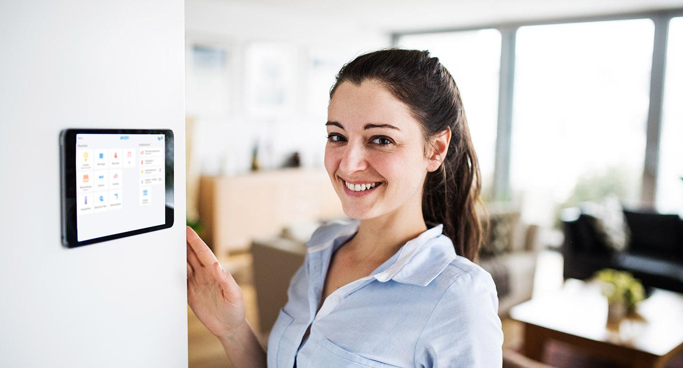 Lichtsteuerung evon Smart Home