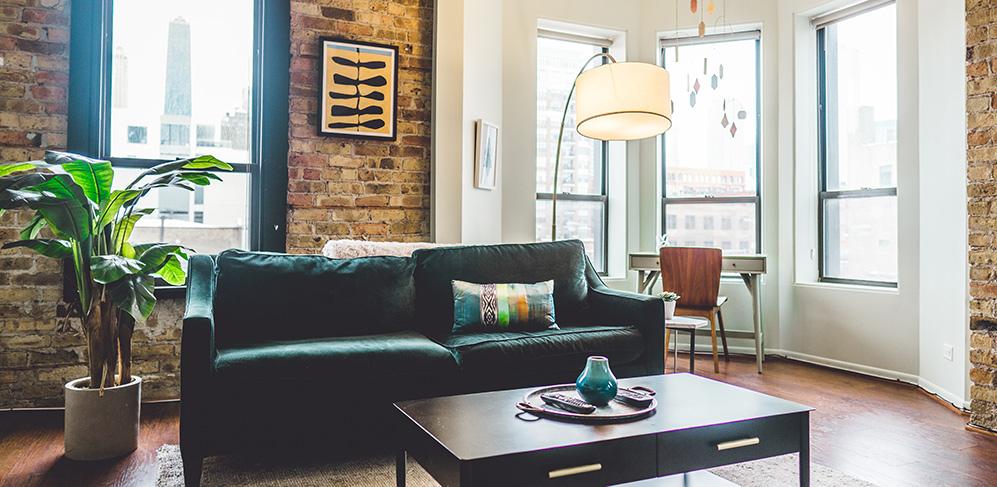 Urban living mit evon Smart Home