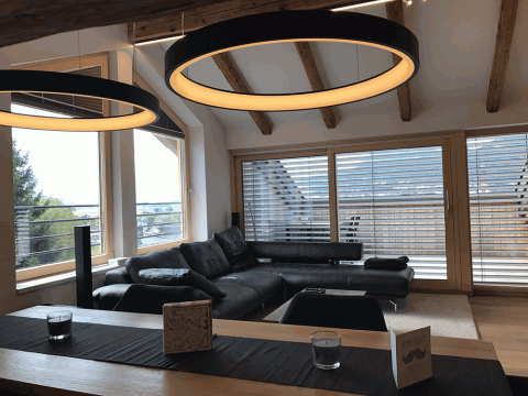 evon Smart Home Penthouse Wohnung